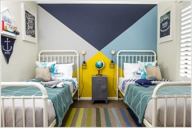 10 Cute and Cool Minions Kids Room Ideas 2