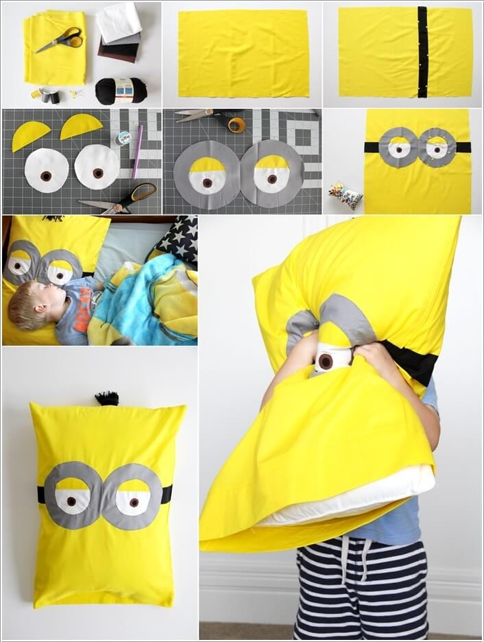 10 Cute and Cool Minions Kids Room Ideas 8