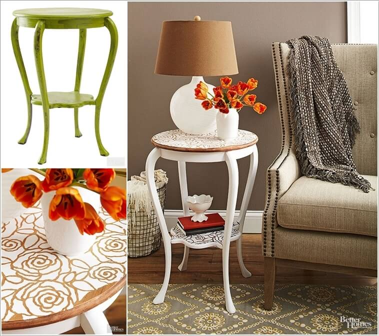10 Fabulous Before And After Furniture Makeover Projects