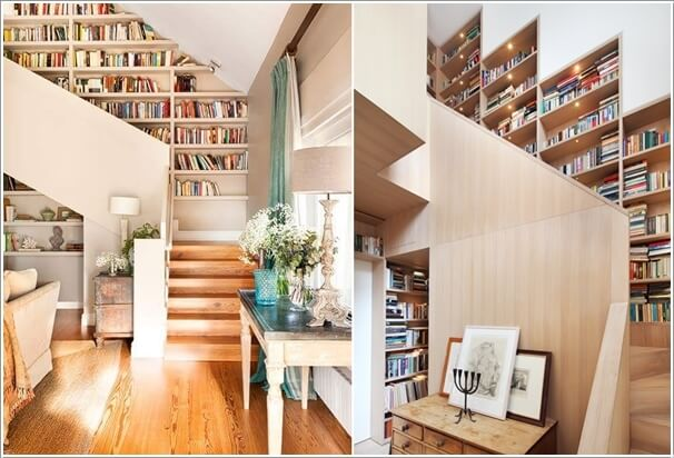 10 Places In Your Home to Display Books At 2