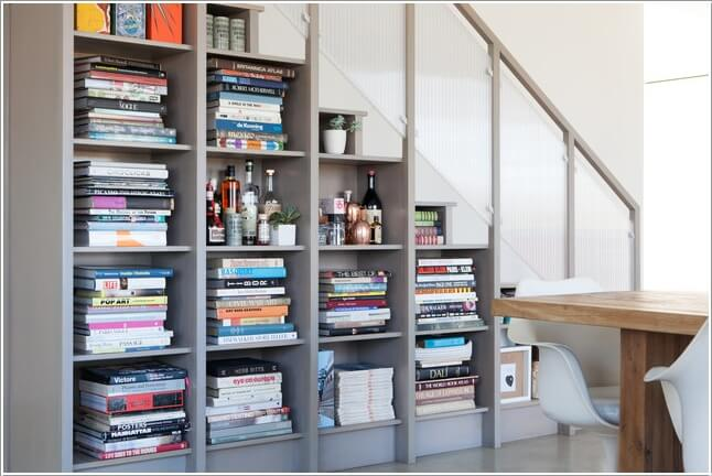 10 Places In Your Home to Display Books At 4