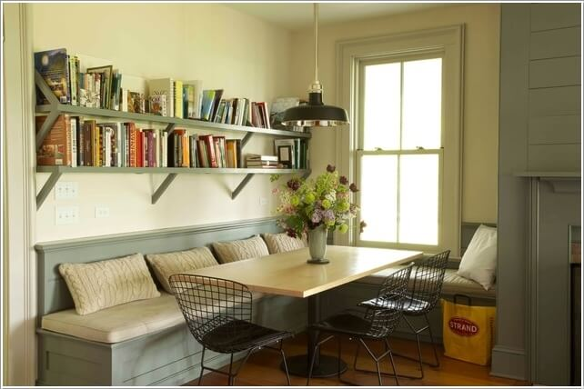 10 Places In Your Home to Display Books At 8