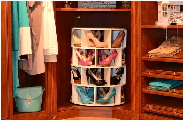 10 Places Where You Can Install a Shoe Rack 6