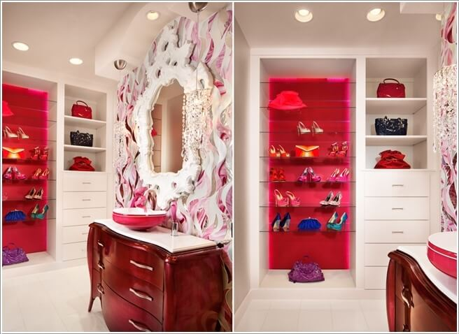 10 Places Where You Can Install a Shoe Rack 8