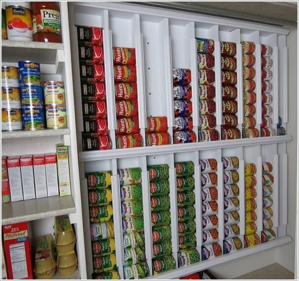 15 Practical Food Storage Ideas for Your Kitchen 2