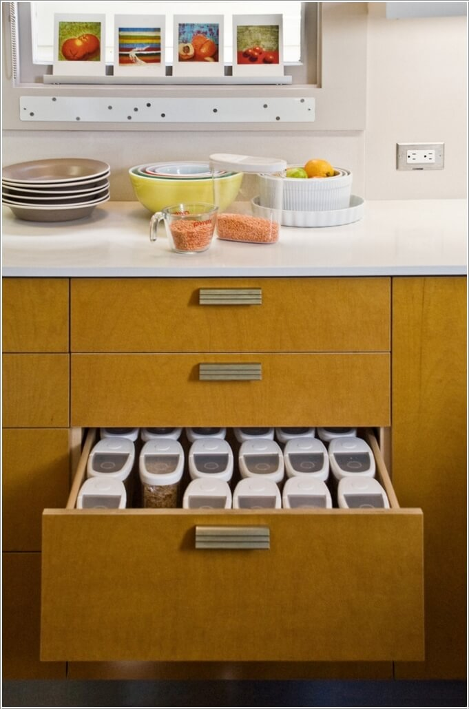 15 Practical Food Storage Ideas For Your Kitchen