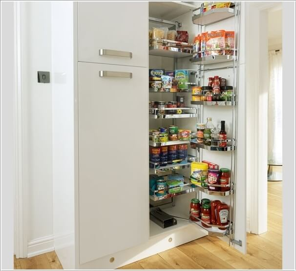Kitchen Food Storage Ideas