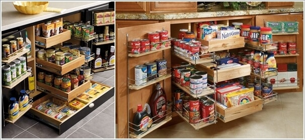 15 Practical Food Storage Ideas for Your Kitchen 4