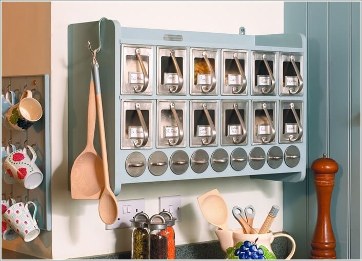 15 Practical Food Storage Ideas for Your Kitchen 9