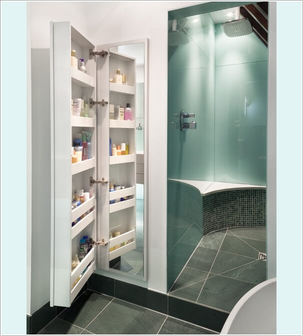 10 Practical Ways to Store Your Toiletries 4