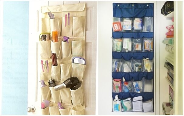 10 Practical Ways to Store Your Toiletries 6