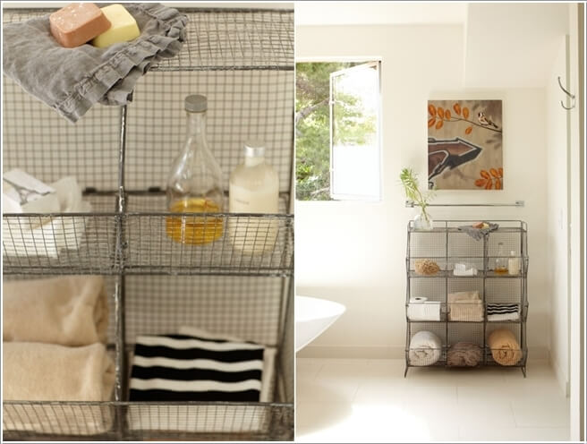 10 Practical Ways to Store Your Toiletries 9