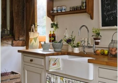 10 Ways to Add a Rustic Touch to Your Kitchen 1