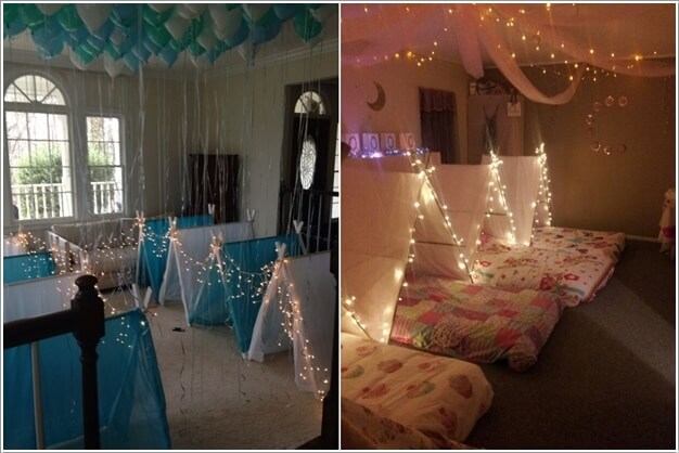 10 Super Cute Slumber Party Decor Ideas 4