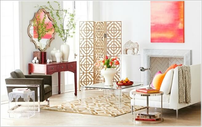 Decorate Empty Corners in Your Home Creatively 4