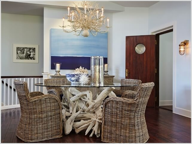 Bring Some Coastal Inspiration to Your Dining Room 11