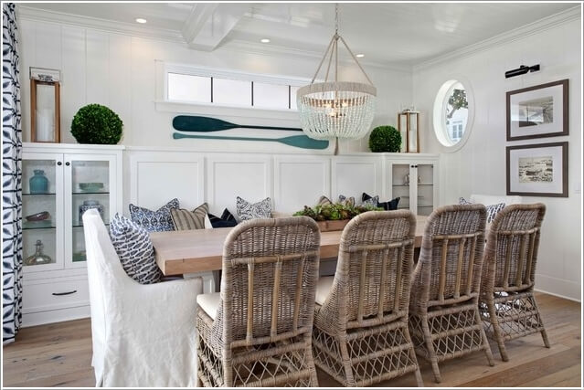 Bring Some Coastal Inspiration to Your Dining Room 12