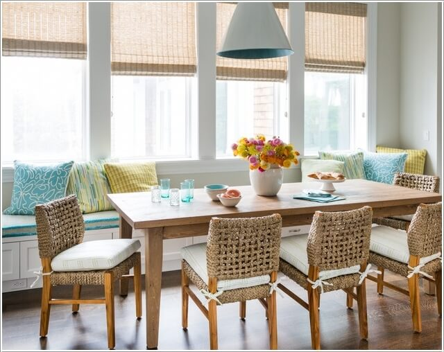 Bring Some Coastal Inspiration to Your Dining Room 13