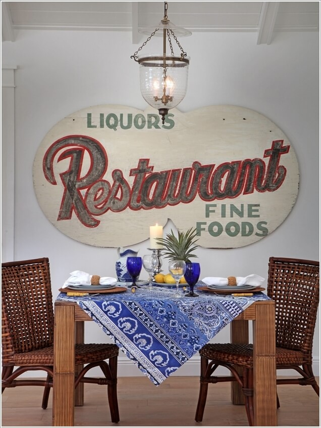 Bring Some Coastal Inspiration to Your Dining Room 15