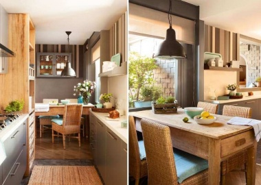 Bring Some Coastal Inspiration to Your Dining Room fi