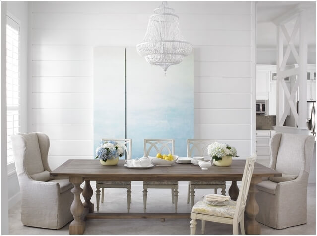 Bring Some Coastal Inspiration to Your Dining Room 4