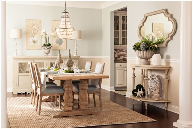 Bring Some Coastal Inspiration to Your Dining Room 7