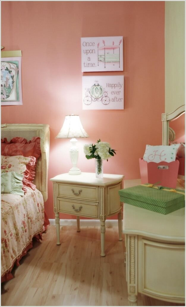 Design a Fairytale Girls' Bedroom Filled with Fantasy 2