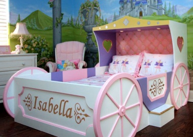 Design a Fairytale Girls' Bedroom Filled with Fantasy fi