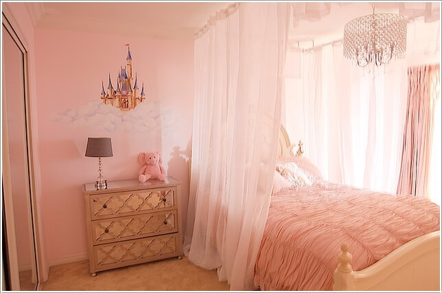 Design a Fairytale Girls' Bedroom Filled with Fantasy 3