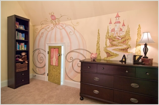 Design a Fairytale Girls' Bedroom Filled with Fantasy 4