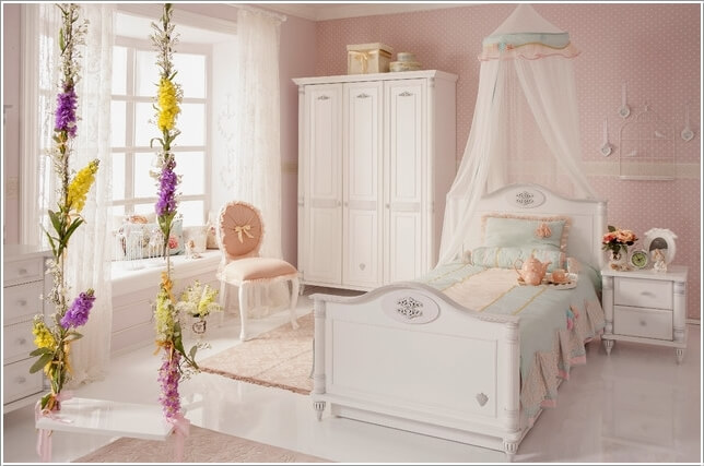 Design a Fairytale Girls' Bedroom Filled with Fantasy 7