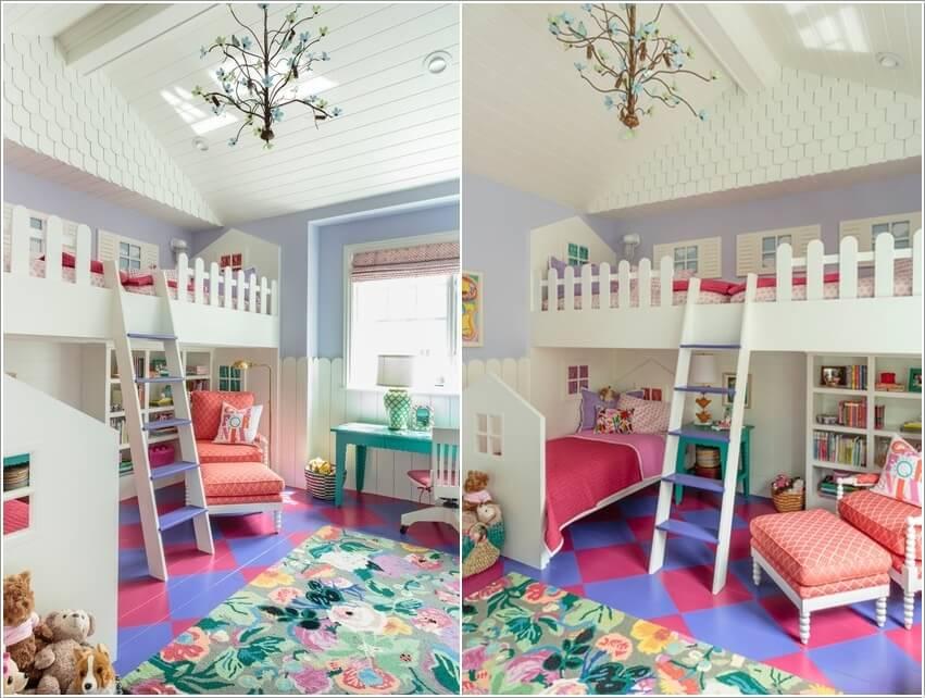 Amazing interior design for Fairytale bedroom ideas