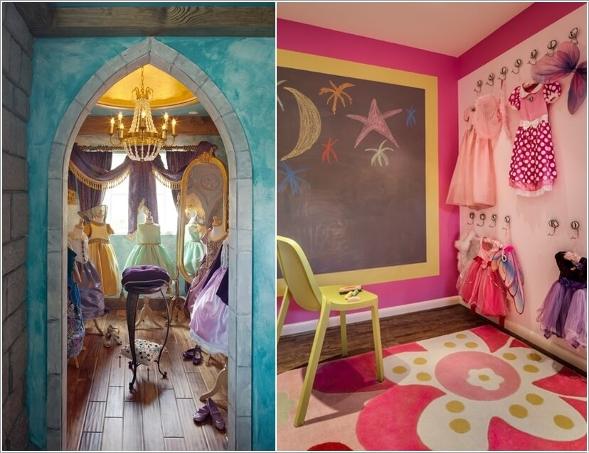 Design A Fairytale Girls Bedroom Filled With Fantasy