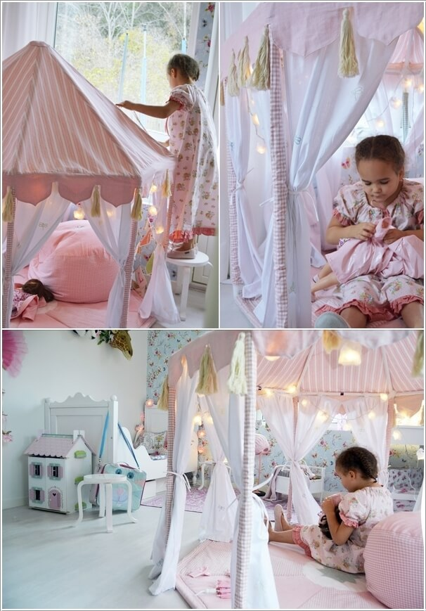 Design a Fairytale Girls' Bedroom Filled with Fantasy 10