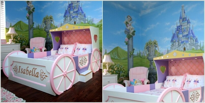 Design a Fairytale Girls' Bedroom Filled with Fantasy 1