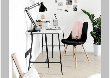 10 Chic and Beauteous Home Office Desk Ideas 8