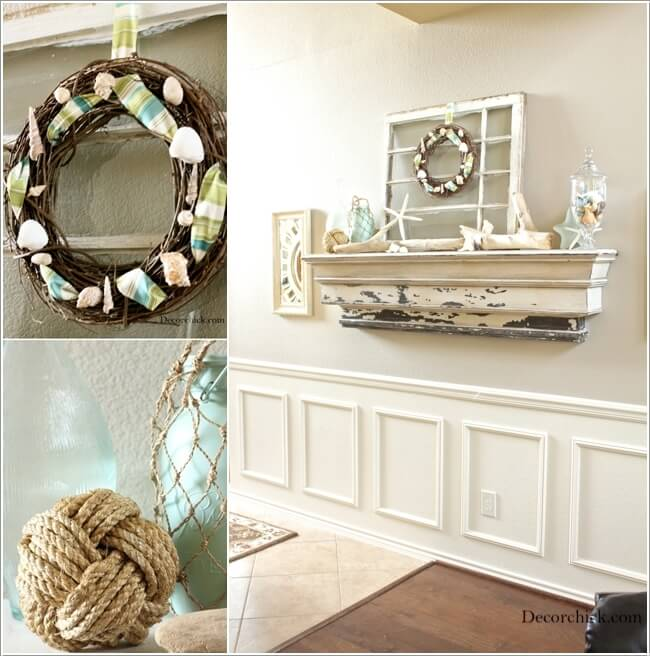 10 Chic Ways To Decorate Your Entryway Wall 6