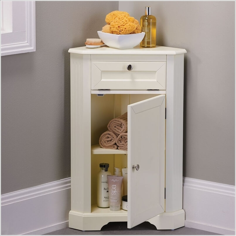 10 Clever Corner Storage Ideas for Your Home 3