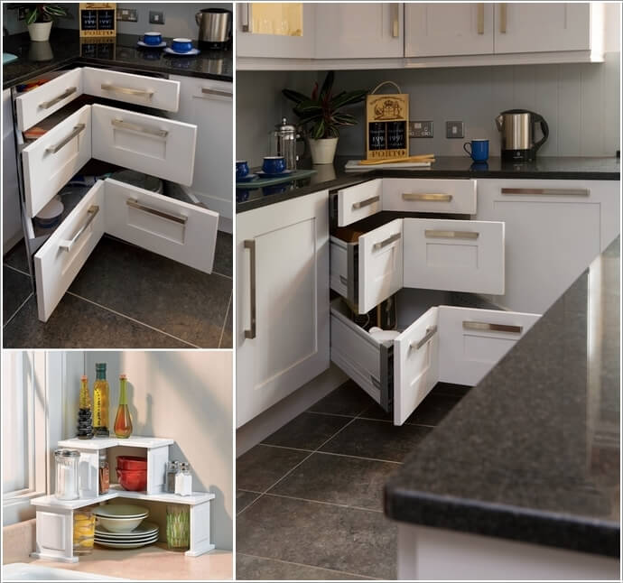 10 Clever Corner Storage Ideas for Your Home