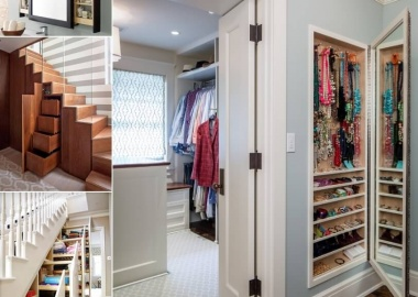 10 Clever Hidden Storage Ideas for Your Home fi