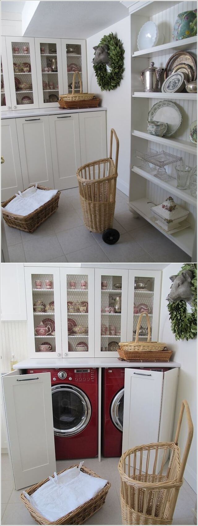10 Clever Hidden Storage Ideas for Your Home 5