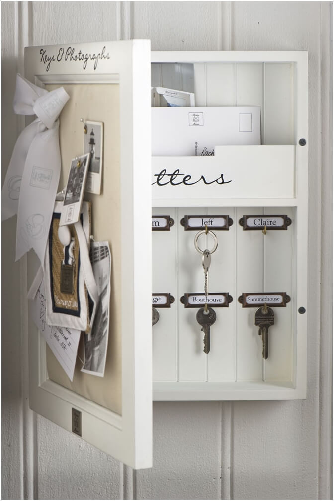 10 Clever Hidden Storage Ideas for Your Home 9