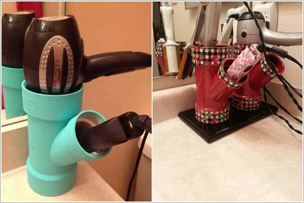 10 Clever Ideas to Store Your Hair Appliances 2