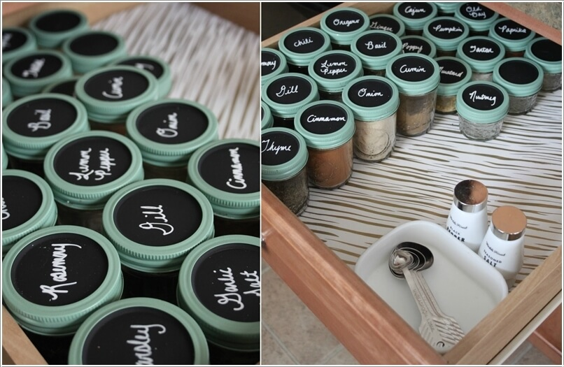 10 Clever Ways to Use Mason Jars for Storage 2