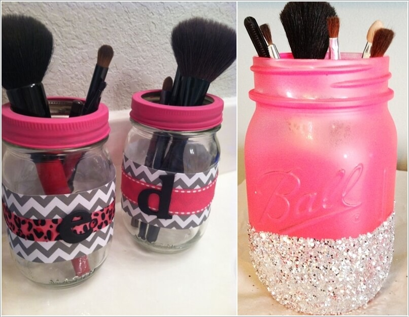 10 Clever Ways to Use Mason Jars for Storage 7