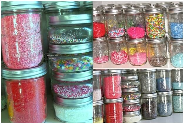 10 Clever Ways to Use Mason Jars for Storage 10