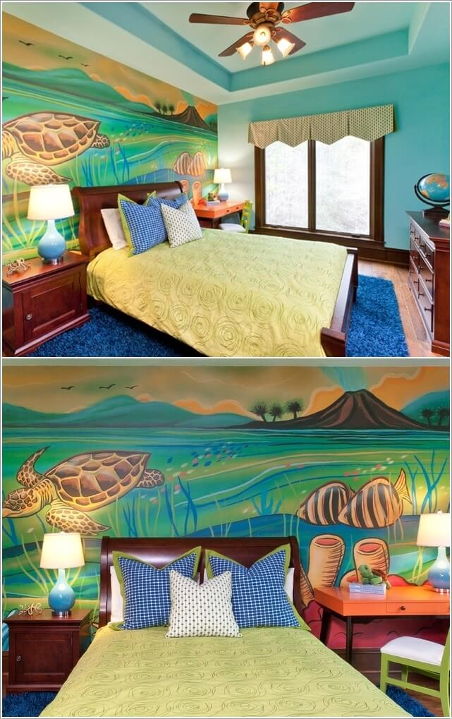 10 Cool Ideas to Decorate Your Home with Sea Creatures 2