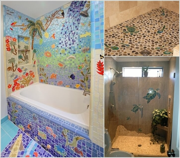 10 Cool Ideas to Decorate Your Home with Sea Creatures 5