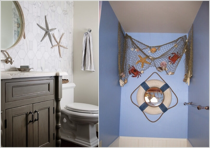 10 Cool Ideas to Decorate Your Home with Sea Creatures 8