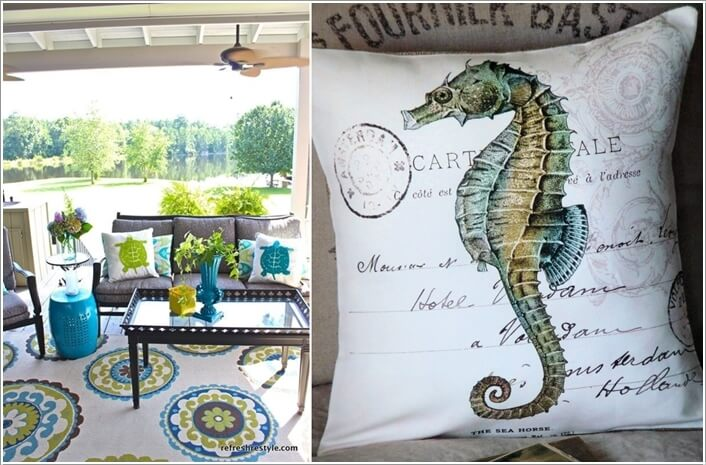 10 Cool Ideas to Decorate Your Home with Sea Creatures 9